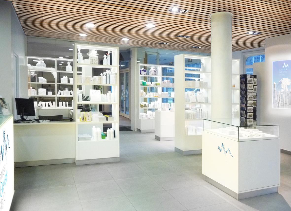 boutique mont blanc